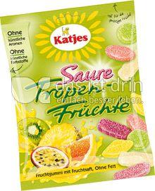Produktabbildung: Katjes Saure Tropen-Früchte 200 g