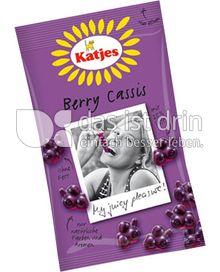 Produktabbildung: Katjes Berry Cassis 150 g