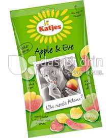 Produktabbildung: Katjes Apple & Eve