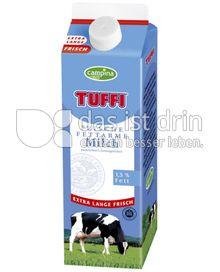 Produktabbildung: Tuffi Frische fettarme Milch 1 l