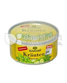 Produktabbildung: Alnatura Kräuter Pastete 125 g