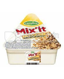 Produktabbildung: Campina Mix'it Joghurt mit Knuspermüsli 175 g