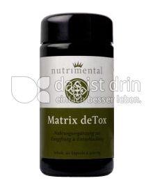 Produktabbildung: Nutrimental Matrix DeTox 60 St.