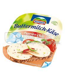 Produktabbildung: Hochland Buttermilch-Käse Paprika-Chili 150 g
