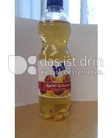 Produktabbildung: ja! Apfel-Schorle 0,5 l