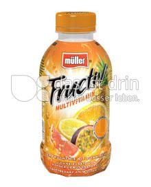 Produktabbildung: Müller Fructiv Multivitamin 440 ml