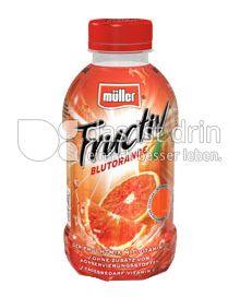 Produktabbildung: Müller Fructiv Blutorange 440 ml