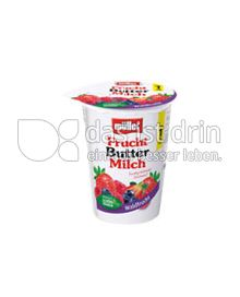 Produktabbildung: Müller Frucht Buttermilch Waldfrucht 500 g