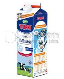 Produktabbildung: Tuffi Frische Vollmilch 1 l