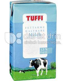 Produktabbildung: Tuffi Haltbare fettarme Milch 1 l