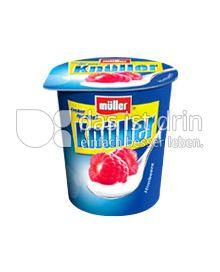 Produktabbildung: Müller Knüller Himbeere 150 g