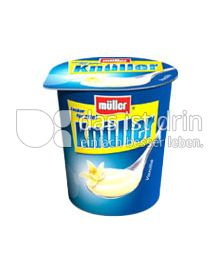 Produktabbildung: Müller Knüller Vanilla 150 g