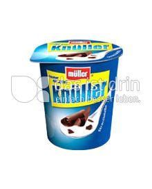 Produktabbildung: Müller Knüller Stracciatella 150 g