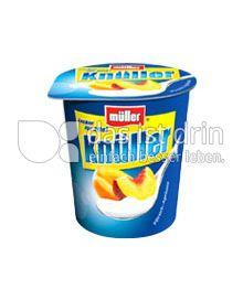 Produktabbildung: Müller Knüller Pfirsich-Aprikose 150 g