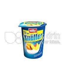 Produktabbildung: Müller Knüller Der Große Pfirsich-Aprikose 250 g