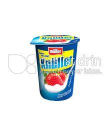 Produktabbildung: Müller Knüller Der Große Erdbeere 250 g