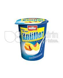 Produktabbildung: Müller Knüller Der Riesengroße Pfirsich-Aprikose 500 g