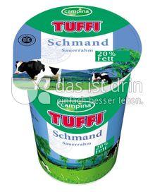 Produktabbildung: Tuffi Schmand 250 g