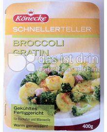 Produktabbildung: Könecke Broccoli Gratin 400 g