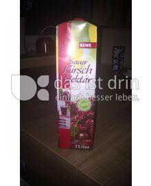 Produktabbildung: REWE Sauer Kirsch Nektar 1 l