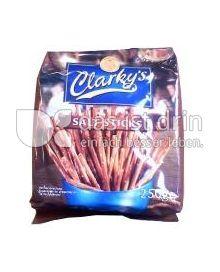 Produktabbildung: Clarky's Salt Sticks 250 g