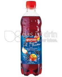 Produktabbildung: Granini Frucht Prickler Apfel-Cassis 0,5 l