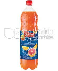 Produktabbildung: Granini Frucht Prickler Pink Grapefruit-Orange 1,5 l