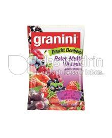 Produktabbildung: Granini Frucht Bonbons Roter Multivitamin 150 g