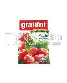 Produktabbildung: Granini Frucht Bonbons Kirsche 150 g