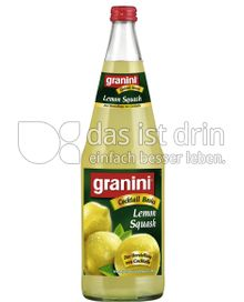 Produktabbildung: Granini Cocktail Basics Lemon Squash 1 l