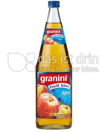 Produktabbildung: Granini Frucht Schorle Apfel 1 l