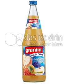 Produktabbildung: Granini Frucht Schorle Naturtrüber Apfel 1 l