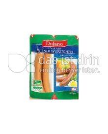 Produktabbildung: Dulano 8 Delikatess Wiener Würstchen 400 g