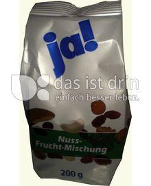 Produktabbildung: Ja! Nuss-Frucht-Mischung 200 g