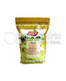 Produktabbildung: Atry Basmati Naturreis 1 kg
