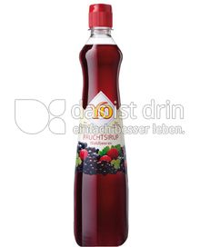Produktabbildung: YO Fruchtsirup Waldbeere