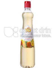 Produktabbildung: YO Fruchtsirup leicht Birne-Melisse