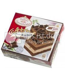 Produktabbildung: Conditorei Coppenrath & Wiese Cafeteria 6x Schokolade-Knusper 500 g