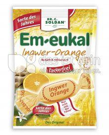 Produktabbildung: Em-eukal Ingwer-Orange 75 g