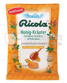 Produktabbildung: Ricola Honig-Kräuter 75 g