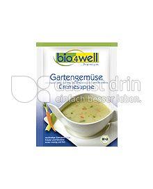 Produktabbildung: bio4well Gartengemüse Cremesuppe 50 g