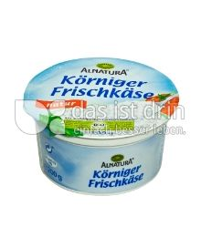 Produktabbildung: Alnatura Körniger Frischkäse 200 g
