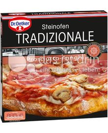 Produktabbildung: Dr. Oetker Steinofen Tradizionale Prosciutto-Funghi 375 g