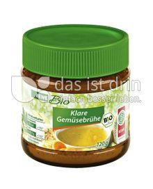Produktabbildung: Rewe Bio Klare Gemüsebrühe 120 g