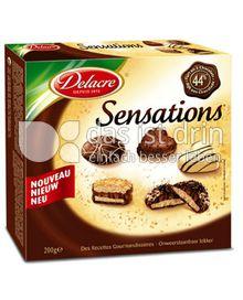 Produktabbildung: Delacre Sensations 200 g