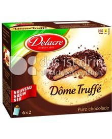 Produktabbildung: Delacre Dôme Truffé 110 g