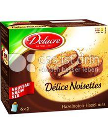 Produktabbildung: Delacre Délice Noisette 110 g