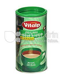 Produktabbildung: Vitalp ORGINAL Schweizer Kräutertee 200 g