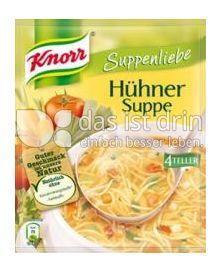 Produktabbildung: Knorr Suppenliebe Hühner Suppe 1 l