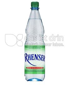Produktabbildung: Rhenser Mineralwasser 0,75 l